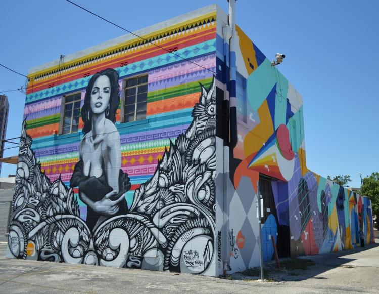 San Antonio Wall Art